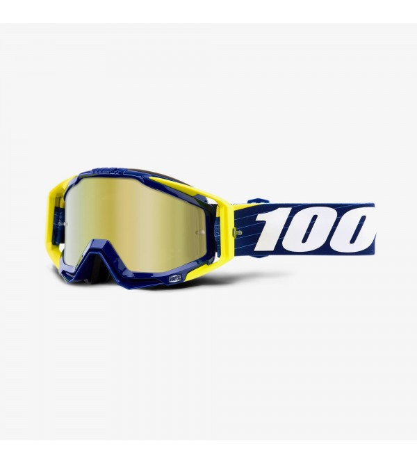 100% Goggle RACECRAFT Bibal/Navy