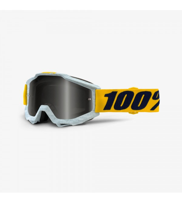 100% Goggles ACCURI Athleto-Lens Mirror Silver