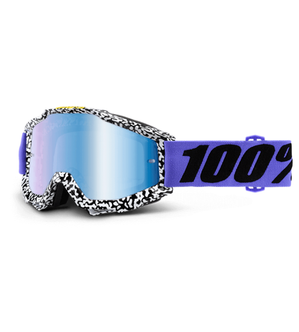 100% Goggles ACCURI Brentwood-Lens Mirror Blue