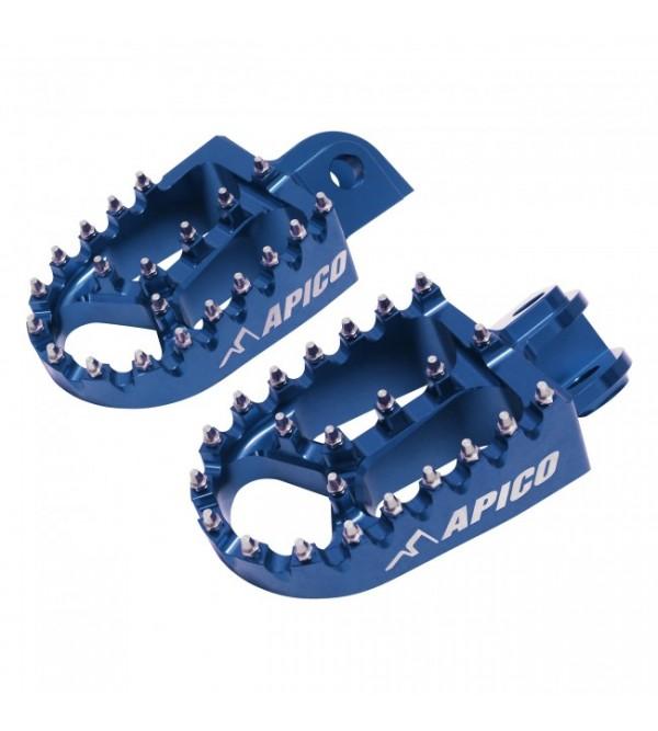 Apico Foot pegs XTREME YZ85 98-18YZ125/250 99-18