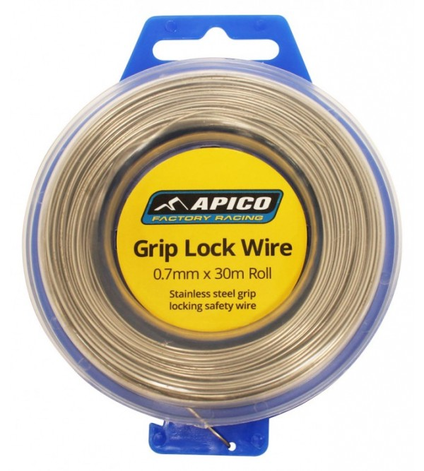 Apico GRIP LOCK WIRE - 0.7MM X 30M ROLL