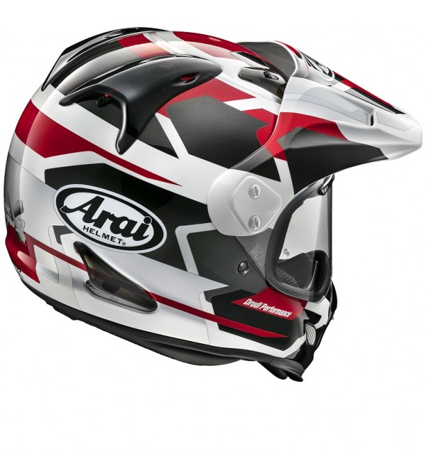 ARAI Helmet Tour-X4 Depart Red Metallic