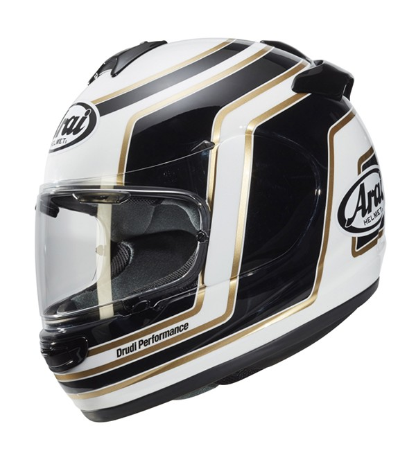 ARAI Helmet Axces-3 Matrix Black