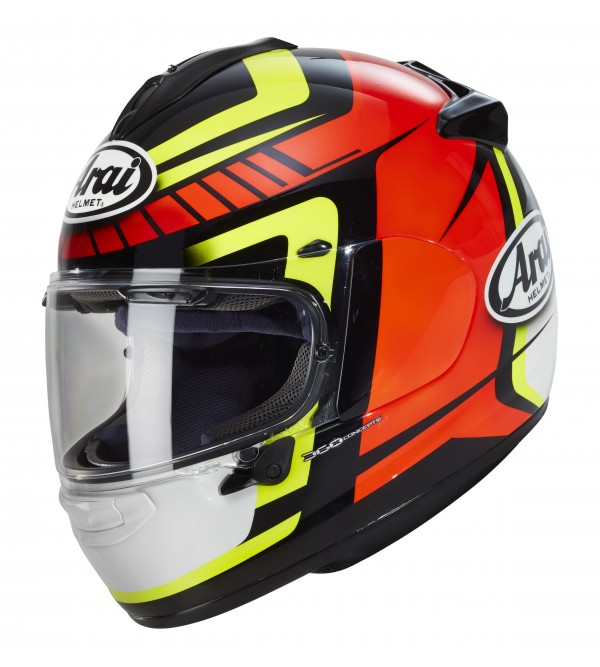 ARAI helmet Chaser-X Pace Red