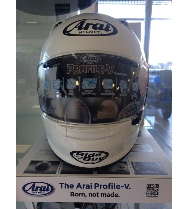 ARAI Helmet Profile-V Ride before You Buy