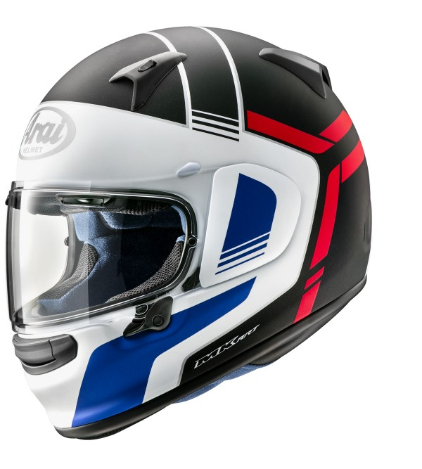 ARAI helmet Profile-V Tube Red