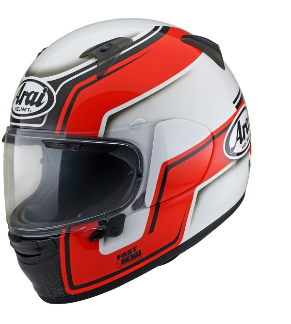 ARAI helmet Profile-V Bend Red