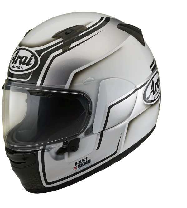 ARAI helmet Profile-V Bend White