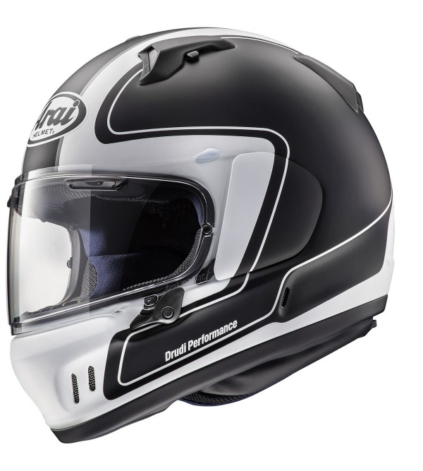 ARAI Helmet RENEGADE-V Outline Black