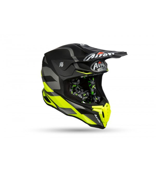 Airoh Helmet Twist GREAT Anthracite matt