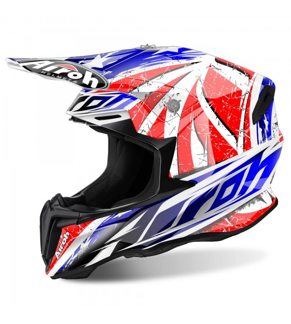 Airoh Helmet Twist Leader Gloss