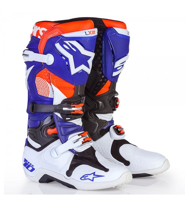 Alpinestars Zābaki LTD Tech 10 Indianapolis