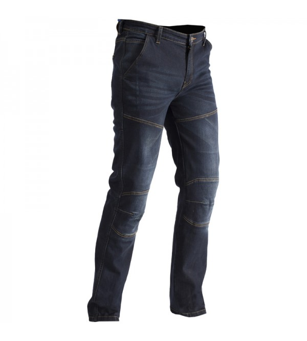 BOLT Kevlar Jeans Adventure stretch Royan Blue