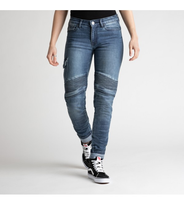 BROGER Ladys Jeans Ohio Washed Blue