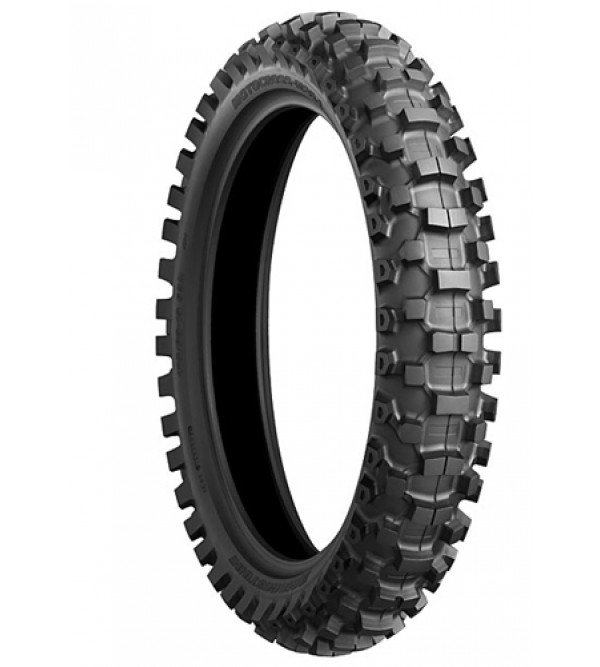 Bridgestone tire 90/100-14 M204 49M