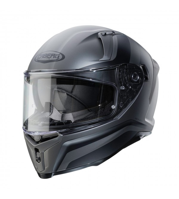 CABERG Helmet AVALON BLAST Matt Grey/Black