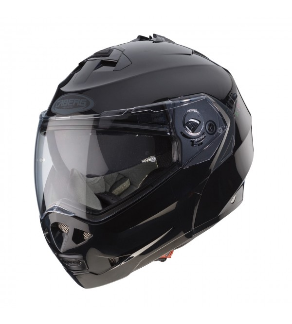 CABERG Helmet DUKE II SMART BLACK