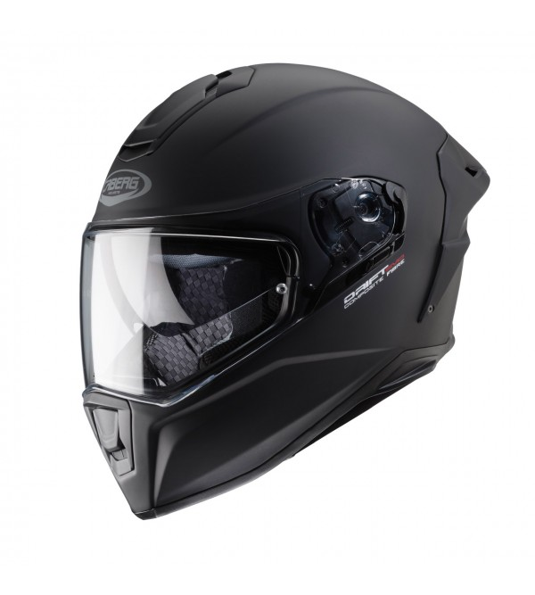CABERG Helmet DRIFT EVO Matt Black