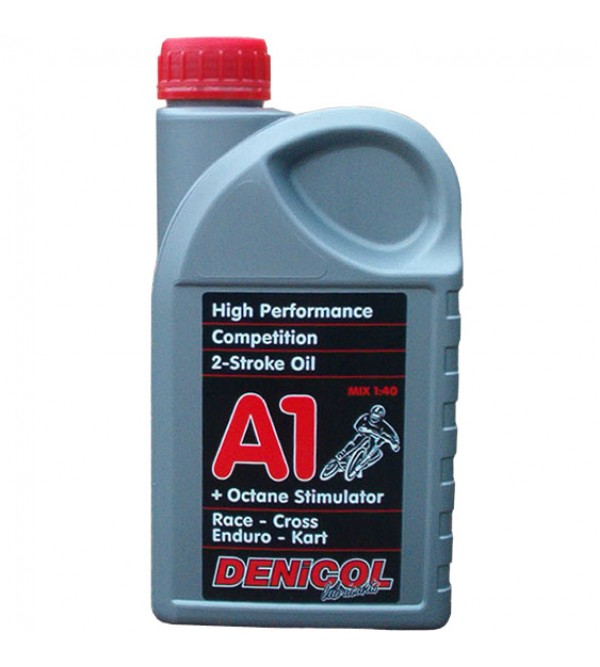 DENICOL 2 STROKE A-1 1L engine oil