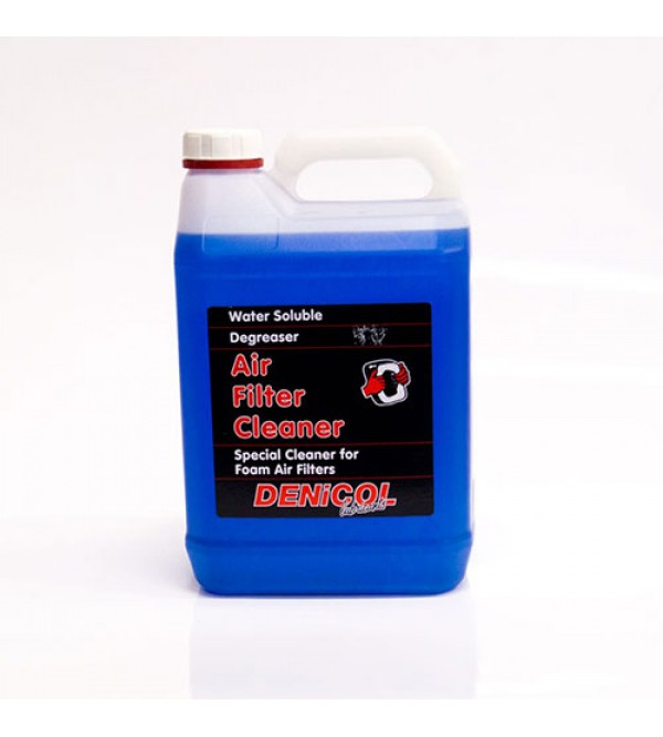 DENICOL AIR FILTER CLEANER  5 L filter cleaner