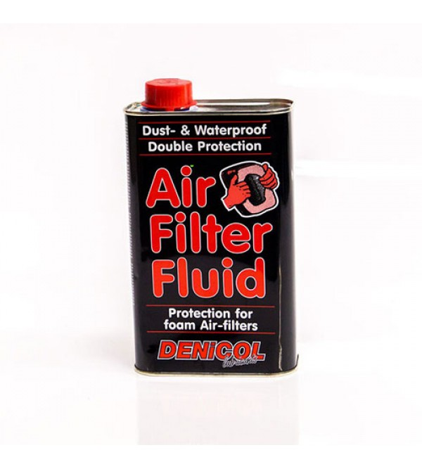 DENICOL AIR FILTER FLUID 1L  filter fluid