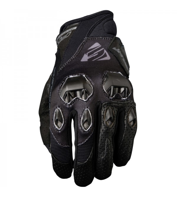 FIVE woman Gloves STUNT EVO Black