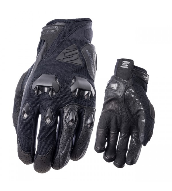 FIVE Gloves STUNT EVO Black