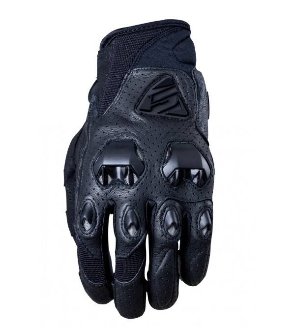 FIVE Gloves STUNT EVO LEATHER Black