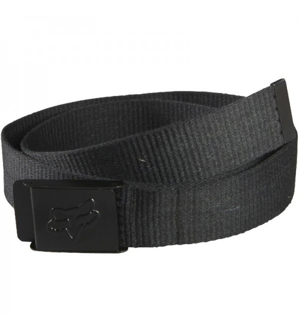 FOX belt MR. CLEAN WEB BLACK