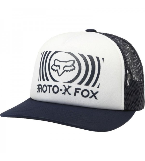 FOX LADY HAT GOOD TIMER WHITE OS