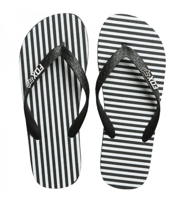 FOX Beached Flip Flop Jail Break Black/White