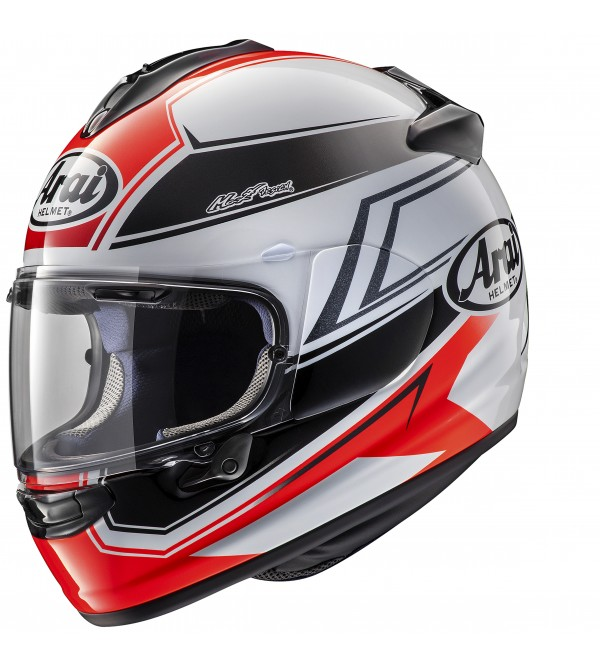 ARAI helmet Chaser-X Shaped Red