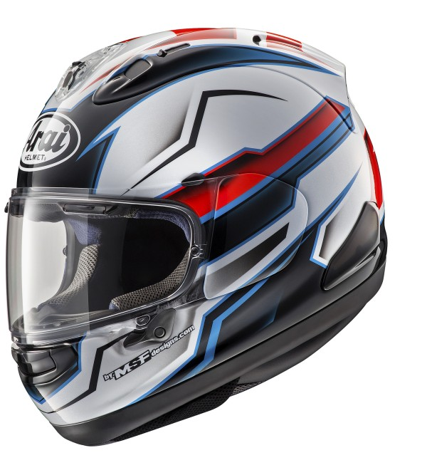 ARAI helmet RX-7V Scope White