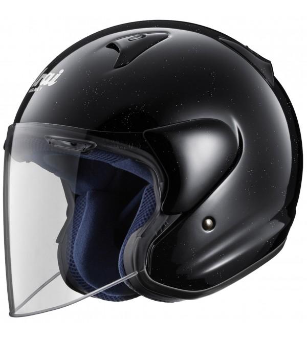 ARAI helmet SZ-F Pearl Black
