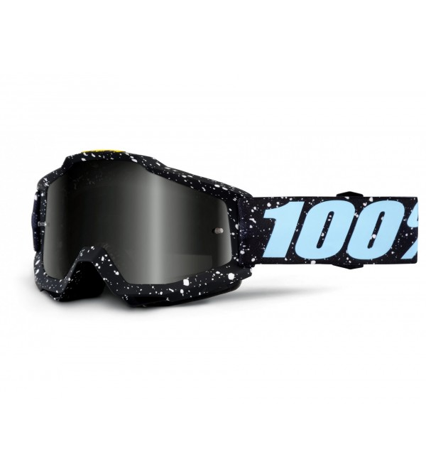 100% Goggles ACCURI Youth  Milkyway Silver Lens