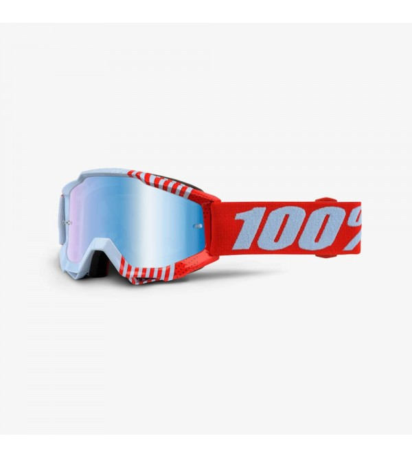 100% Brilles ACCURI Youth Cupcoy -stikls spoguļzi...