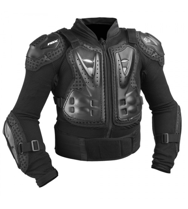 FOX Body Armour JUNIOR TITAN SPORT Black