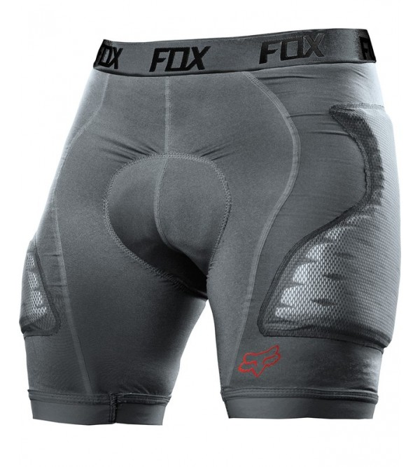 FOX  Titan Race Short Charcoal