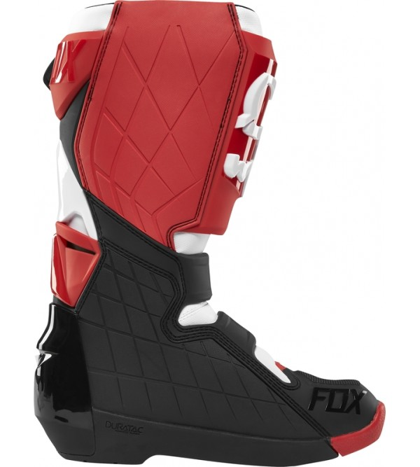 FOX Boots COMP R Red/Black/White
