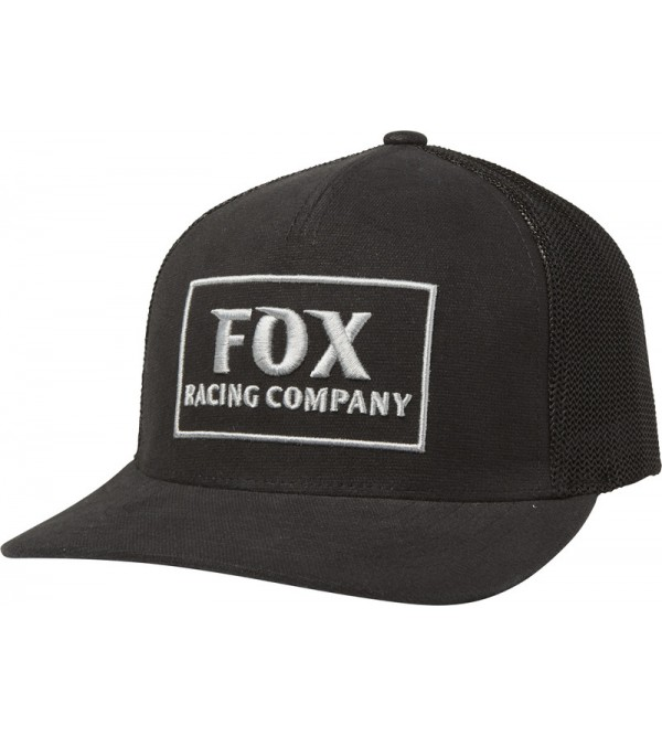 FOX LADY HAT HEATER BLACK