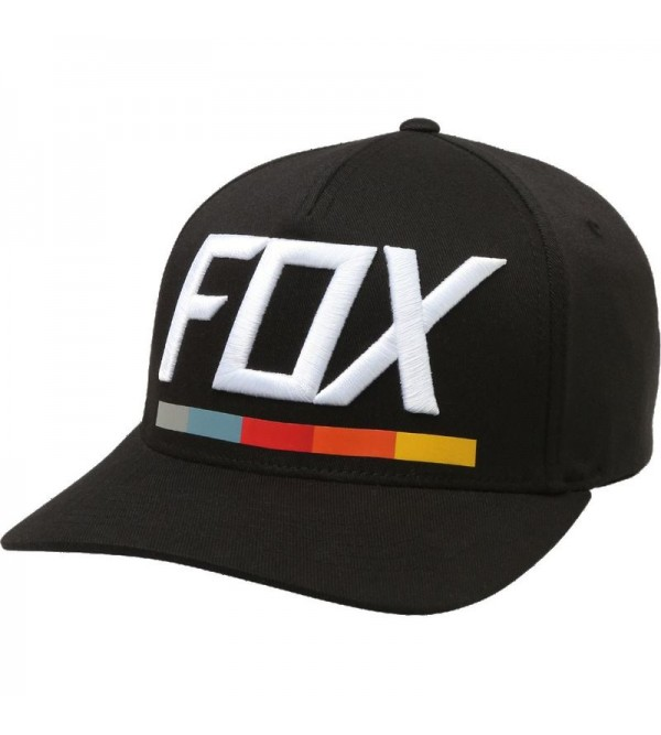 FOX Hat DRAFTR BLACK