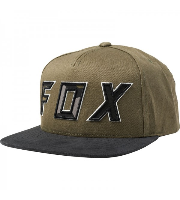 FOX Hat Posessed Snapback Olive Green