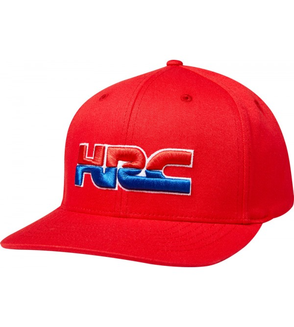 FOX Hat HRC RED