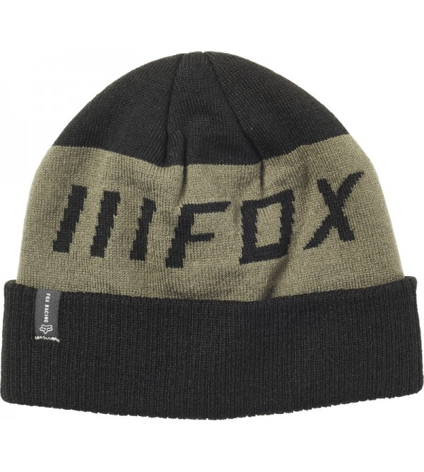 FOX Beanie Down Shift Black OS