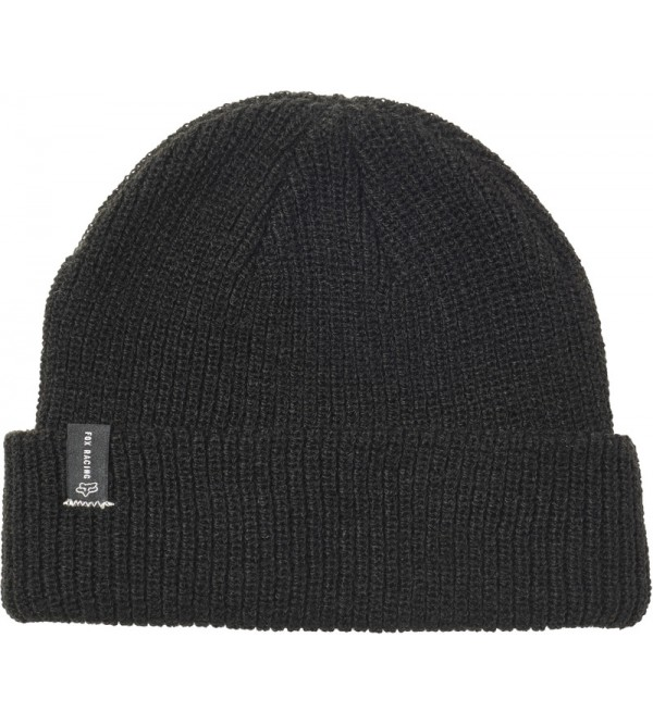 FOX Beanie Machinist Black OS