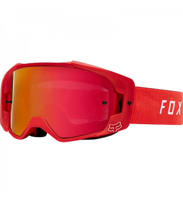 FOX goggles VUE Red