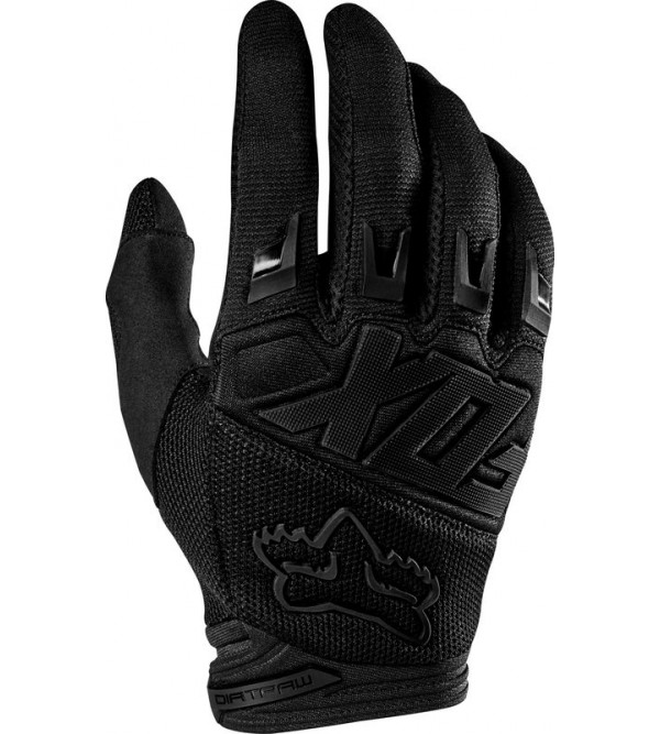FOX Gloves DIRTPAW Black/Black