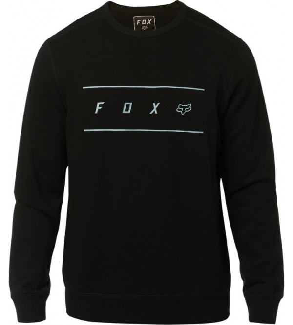 FOX Fleece SURGE CREW BLACK