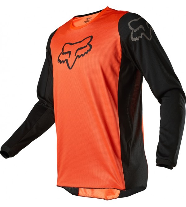 FOX Junior Jersey 180 Prix Flo Orange
