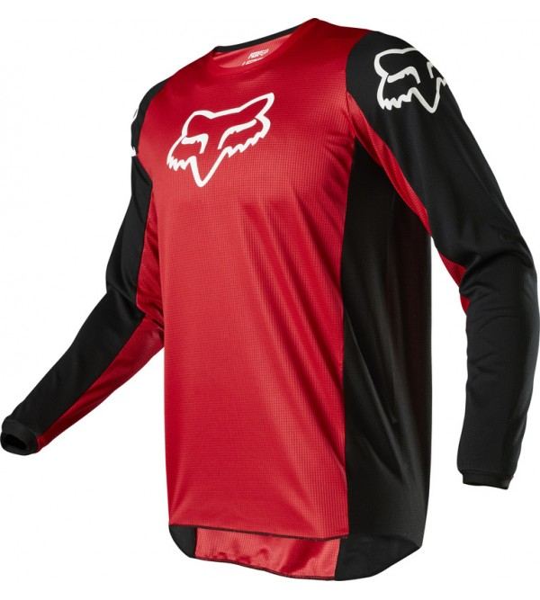 FOX Junior Jersey 180 Prix Flame Red